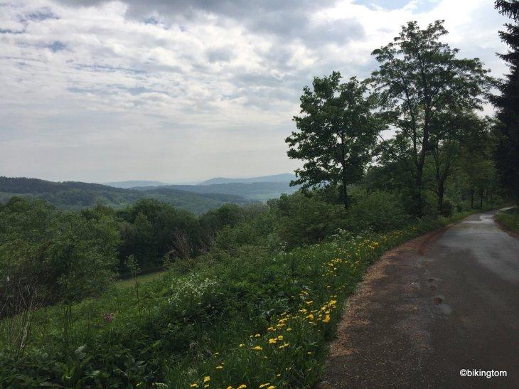 Radfahren in der Rhön mit bikingtom