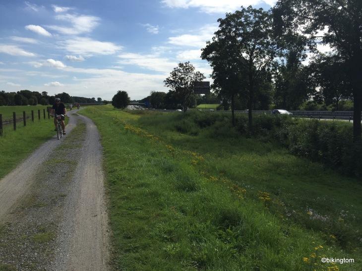 Zwischen Emscher und Autobahn
