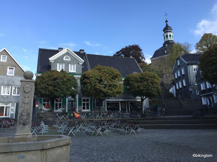 Altstadt von Gräfrath.
