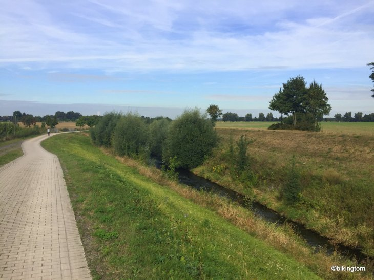 Fahrradtour bikingtom Seseke-Weg