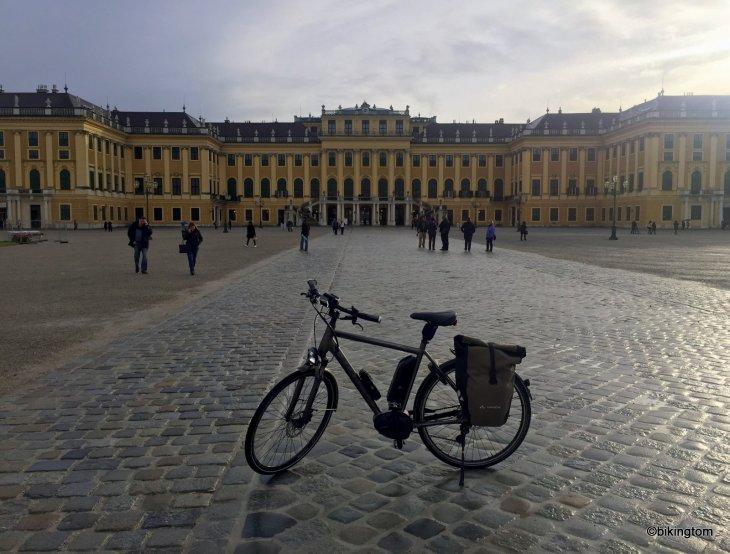 Radtour,bikingtom,Schloss Schönbrunn,Österreich,Sightseeing