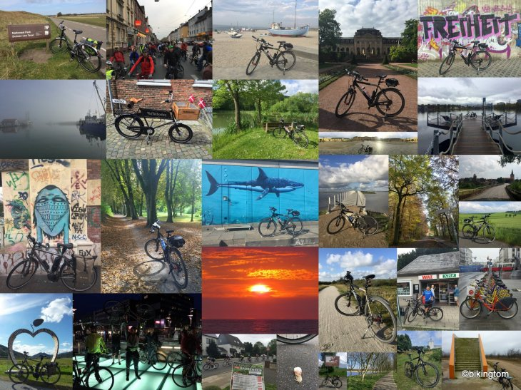 bikingtom Jahresrückblick Rückschau 2016