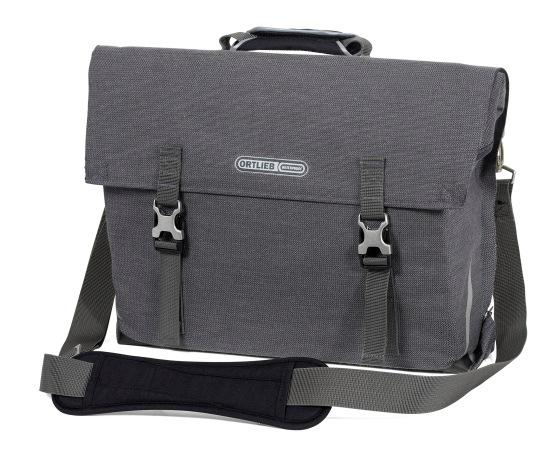 """Ebenfalls stilsicher ist die """"Commuter Bag"""". Foto:©Ortlieb Sportartikel GmbH, Germany"""