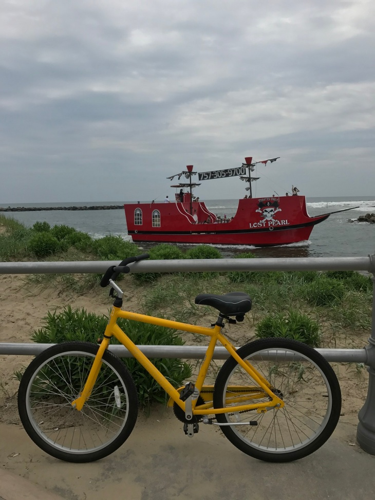 bikingtom,Virginia Beach,USA,Radfahren